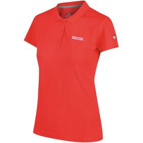 Regatta Maverick IV - T-shirt manches courtes Femme - rouge